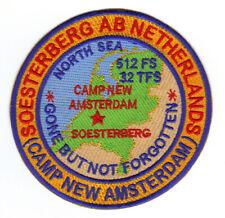 SOESTERBERG AB, NETHERLANDS, 512ND FS/ 32ND TFS     Y