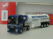 "Herpa Scania CS 20 HD ""Wiek Transporte Hamburg/NYK ContainerSz - 306942 - 1:87"