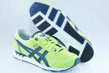NEW Men's ASICS ONITSUKA TIGER METRO NOMAD RUNNING SHOE LIME/NAVY, SIZE 8.5; $95