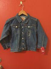 Nwt Levi's Kids Jean Jacket Size 7R Lvb-Jkt-4574