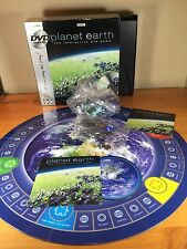 DVD Game Planet Earth Imagination BBC Interactive 2007 Complete