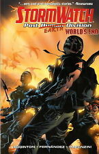 Stormwatch. [Vol. 3], World's End: Post Earth Division-ExLibrary