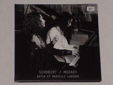 Katia & Marielle Labèque - Fantasie d 940/Andantino d 823/Sonate KV 448 CD