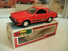Yonezawa Diapet Nissan Silvia in Red on 1:40 in Box