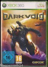 XBOX 360 Live 'Dark Void' Nuovo/Scatola Originale volo depositi e pavimento combattimenti