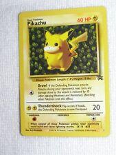 Pokemon TCG Pikachu promo card #1