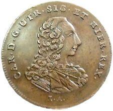 Napoli (CARLO III di Borbone) Superba Pubblica 1756