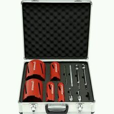 Rothenberger 12 Piece Diamond Tile Core Drill Set 89020