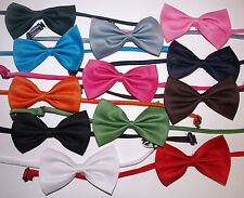 Boys' Satin Bow Tie Ties