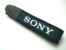 SONY CAMERA STRAP ORIGINAL SONY NECK/SHOULDER STRAP STP-SB2AM DARK-BLUE NEW