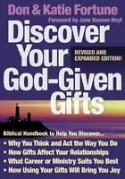 Discover Your God-Given Gifts (Paperback or Softback)