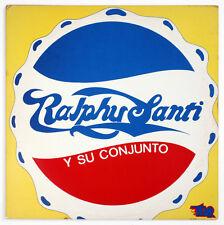 RALPHY SANTI y su conjunto latin soul funk salsa US 1977 TR Records TR 132X LP