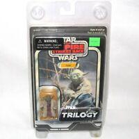 2004 YODA Star Wars Original Trilogy Empire Strikes Back Action Figure Hasbro