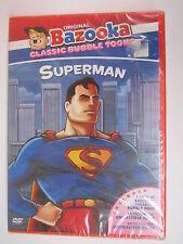 Bazooka - Superman: Vol. 3 (DVD, 2005) BRAND NEW  FACTORY SEALED