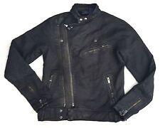 Polo Ralph Lauren Coated Fleece Moto Jacket Size Small100% Authentic