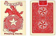 Texan 1889 Playing Cards New Deck