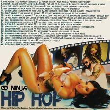 CD Ninja - Hip Hop Mix CD