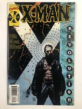 X-Man Marvel Comic Books #63 +Annual '96 DC4 X Counter CGC?