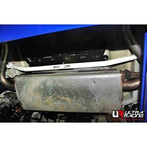 FOR FORTE K3 YD KIA 1.6I '14-'18 KOUP ULTRA RACING 2 PTS REAR LOWER MEMBER BAR