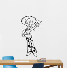 Jessie Toy Story Wall Decal Girl Vinyl Sticker Nursery Decor Poster Mural 196hor