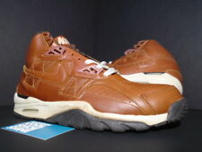 2003 NIKE AIR TRAINER SC HIGH PREMIUM + CURRY NET BROWN BLACK 1 306969-771 11.5