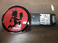 Insane Clown Posse ICP Hatchet Man Red and Black Belt Buckle NWT 101714ame