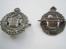 Lord Strathconas Horse Royal Canadians cap badge