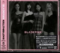BLACKPINK-KILL THIS LOVE -JP VER.--JAPAN CD ttt