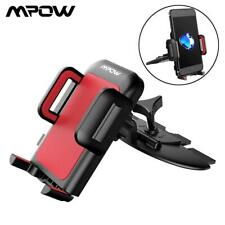 Mpow CA051 Car Phone Holder Universal CD Slot Car Mount One-touch Cradle Stand W