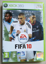 Xbox 360 - FIFA 10 complet