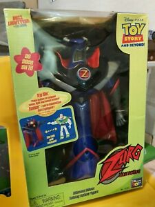 Toy Story Zurg SUPER RARE Toy Story and Beyond Thinkway Toys