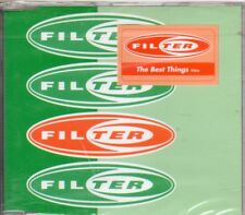 FilterThe Best Things 3-track Jewel CaseMAXI CDR 9362-44875-22000New sealed