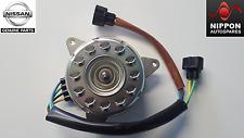 NISSAN ORIGINAL GT-R R35 IZQUIERDO ventilador del motor 21487-jf01b