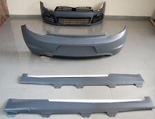 KIT ESTETICO COMPLETO R-LOOK TUNING VW VOLKSWAGEN SCIROCCO 08-14 X SENS PARCHEGG