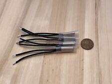 4 Pieces Thermostat switch KSD9700 70ºC 158ºF N.C. NC Temperature BiMetal B3