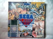 61153 Instruction Booklet - SEGA Classic Arcade Collection - Sega CD (1992) 672-