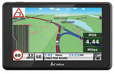 "Truckmate C6500 5"" pantalla SAT NAV Mapas de navegación por satélite europeo Camión Van"