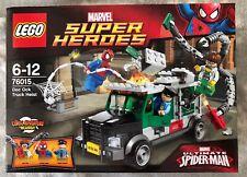 Lego Marvel Super Heroes - Doc Ock Truck Heist - 76015 - New & MIB