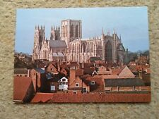 .JUDGES.POSTCARD.YORK MINSTER. PHOTO BY M.S.DUFFY.No.C 6048X.NOT POSTED