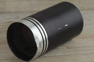 Meopta Hyper MEOSTIGMAT 1:1.85 Projector Lens very rare Lens