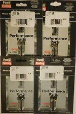 Pure Holley Perf Carburetor Main Jets 4 pack 62 64 65 66 1/4-32 thread 2 PK