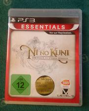 Ni No Kuni: Der Fluch der weißen Königin -- Essentials (Sony PlayStation 3) PS3