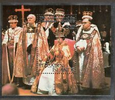Pitcairn Islands 177 - Queen Elizabeth II Souvenir Sheet. MNH. OG. #02 PITC177