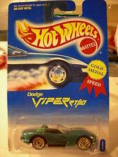 Hot Wheels Dodge Viper RT/10 #210 Wire Wheels