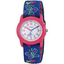 Timex Childrens Kids Butterfly Strap T89001 Watch