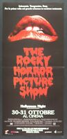 PLAKAT THE ROCKY HORROR PICTURE SHOW CURRY SARANDON SHARMAN MUSIK KINO