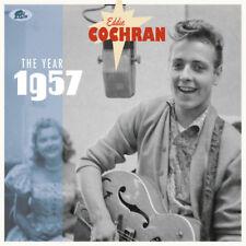 Eddie Cochran  The Year 1957  2LP set 10 Inch 25 Cm - limited Vinyl edition NEW