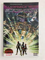 Warzones! The Infinity Gauntlet - Marvel Trade Paperback Graphic Novel - NEW!