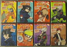 Naruto Complete Uncut Series Season 1-4(48 DVD,8 Sets,220 Episodes)Vol V.1 2 3 4