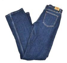 Earl Jean Women's Low-Rise Straight Leg Blue Jeans 30x32